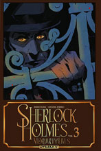 Image: Sherlock Holmes Vol. 03: Moriarty Lives SC  - Dynamite