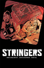 Image: Stringers SC  - Oni Press Inc.