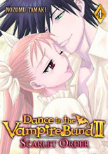 Image: Dance in Vampire Bund Part 2: Scarlet Order Vol. 04 GN  - Seven Seas Entertainment LLC