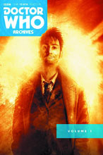 Image: Doctor Who: The 10th Doctor Archives Vol. 01 SC  - Titan Comics