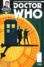 Image: Doctor Who: The 12th Doctor Year Two #4 (cover A - Miller) - Titan Comics