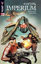 Image: Imperium #13 (cover A - Gill) (New Arc) - Valiant Entertainment LLC