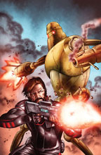 Image: Imperium #13 (cover B - Cafu) (New Arc) - Valiant Entertainment LLC