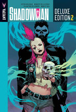 Image: Shadowman Deluxe Edition Vol. 02 HC  - Valiant Entertainment LLC
