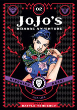 Image: JoJo's Bizarre Adventure Part 02: Battle Tendency HC  - Viz Media LLC