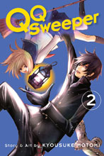 Image: QQ Sweeper Vol. 02 GN  - Viz Media LLC