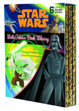 Image: Star Wars Little Golden Book Library  (6-Vol. Boxed Set) - Golden Books