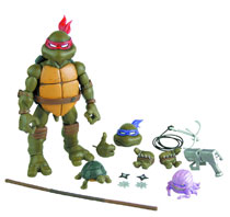 Image: Teenage Mutant Ninja Turtles Collectible Figure: Donatello  (1/6-scale) -