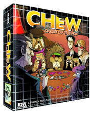 Image: Chew: Cases of the FDA Card Game  -