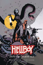 Image: Hellboy: Into the Silent Sea HC  - Dark Horse Comics