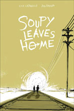 Image: Soupy Leaves Home SC  - Dark Horse Comics
