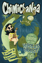 Image: Chimichanga: The Sorrow of the World's Worst Face! HC  - Dark Horse Comics