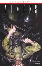 Image: Aliens: Life and Death SC  - Dark Horse Comics