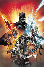 Image: Justice League of America #1 - DC Comics