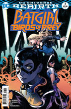 Image: Batgirl & the Birds of Prey #7 (variant cover - Kamome Shirahama)  [2017] - DC Comics
