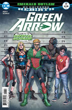 Image: Green Arrow #17 - DC Comics