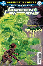 Image: Green Lanterns #17 - DC Comics