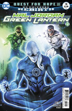 Image: Hal Jordan & the Green Lantern Corps #14 - DC Comics