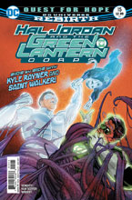 Image: Hal Jordan & the Green Lantern Corps #15 - DC Comics