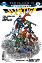 Image: Justice League #15 - DC Comics