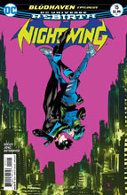 Image: Nightwing #15 - DC Comics