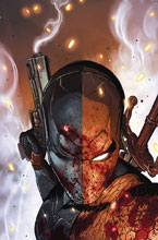 Image: Deathstroke Vol. 01: The Professional SC  - DC Comics