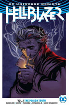 Image: Hellblazer Vol. 01: The Poison Truth SC  - DC Comics