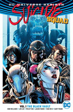 Image: Suicide Squad Vol. 01: The Black Vault SC  - DC Comics