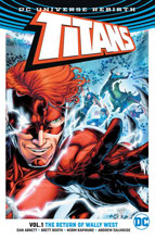 Image: Titans Vol. 01: The Return of Wally West SC  - DC Comics