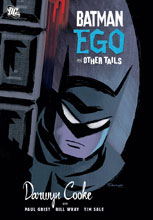 Image: Batman: Ego and Other Tails: The Deluxe Edition HC  - DC Comics