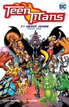 Image: Teen Titans by Geoff Johns Vol. 01 SC  - DC Comics