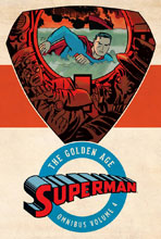Image: Superman: The Golden Age Omnibus Vol. 04 HC  - DC Comics