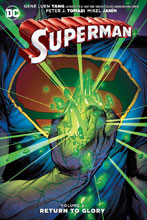 Image: Superman Vol. 02: Return to Glory SC  - DC Comics