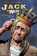 Image: Jack of Fables: The Deluxe Edition Vol. 01 HC  - DC Comics - Vertigo