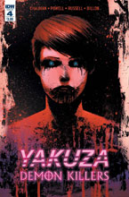 Image: Yakuza Demon Killers #4  [2017] - IDW Publishing