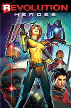 Image: Revolution: Heroes SC  - IDW Publishing