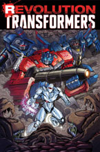 Image: Revolution: Transformers SC  - IDW Publishing