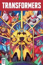 Image: Transformers Annual 2017   [2017] - IDW Publishing