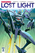 Image: Transformers: Lost Light #3 - IDW Publishing