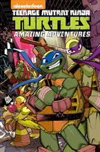 Image: Teenage Mutant Ninja Turtles: Amazing Adventures Vol. 04 SC  - IDW Publishing