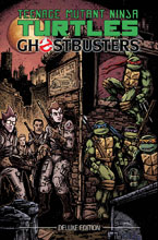 Image: Teenage Mutant Ninja Turtles / Ghostbusters Deluxe Edition  HC  - IDW Publishing