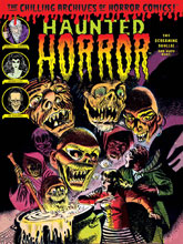 Image: Haunted Horror: The Screaming Skulls and Much More HC  - IDW Publishing
