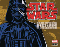 Image: Star Wars: The Complete Classic Newspaper Comics Vol. 01 HC  - IDW Publishing