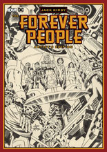 Image: Jack Kirby Forever People Artist's Edition HC  - IDW Publishing