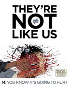 Image: They're Not Like Us #14  [2017] - Image Comics