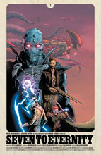 Image: Seven to Eternity Vol. 01: The God of Whispers SC  - Image Comics