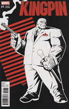 Image: Kingpin [2017] #1 (Torres variant cover - 00131) - Marvel Comics