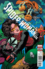 Image: Spider-Woman #16 - Marvel Comics