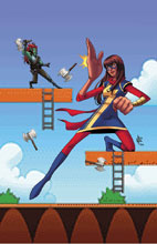 Image: Ms. Marvel #15 - Marvel Comics