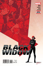 Image: Black Widow #11 - Marvel Comics